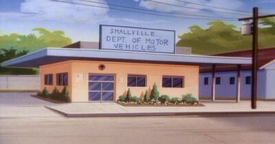Smallville Department of Motor Vehicles