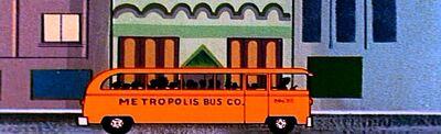Metropolis Bus Company