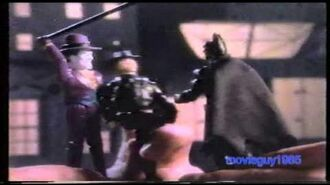 Toy Biz Batman Action Figures Commercial