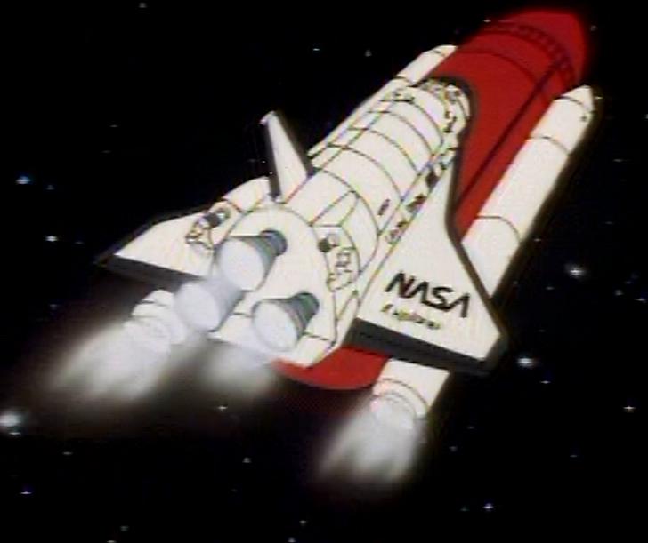 Space Shuttle ExplorerFan Feed