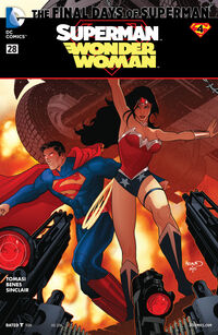 Superman-Wonder Woman 28