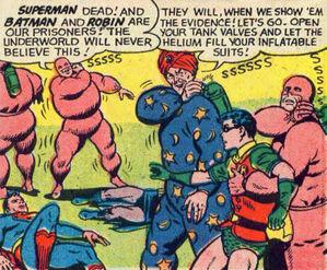 SupermanDeath-WorldsFinest160September1966