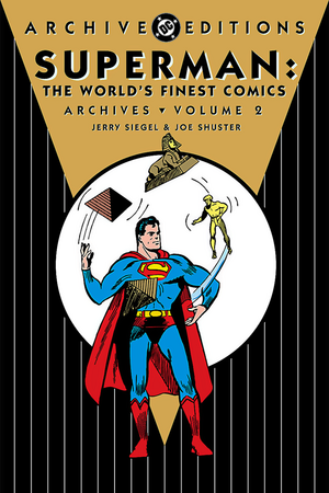 Archive Editions Superman World's Finest 02