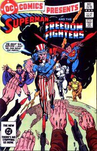 DC Comics Presents 062