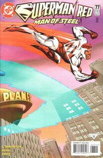 Superman Man of Steel 77