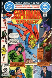 Superman Family 205