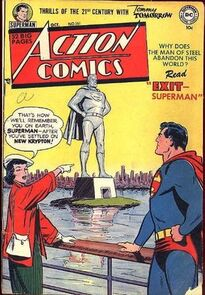 Action Comics Issue 161