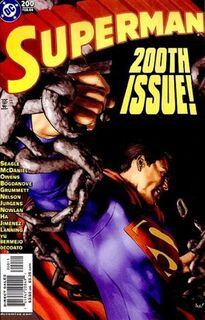 Superman Vol 2 200