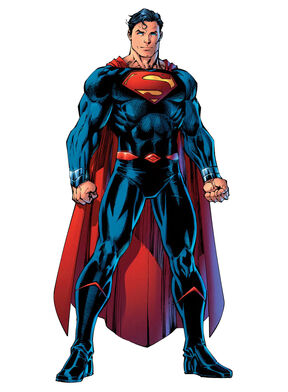 Rebirth superman design