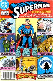 SupermanDeath-Superman423September1986