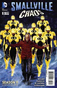 Smallville Season 11 Chaos Vol 1 3