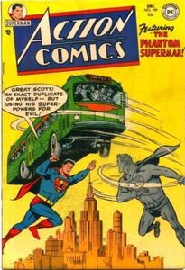 Action Comics Issue 199
