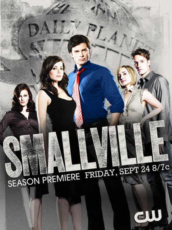 Smallville Season Villains Smallville Season 10 is The