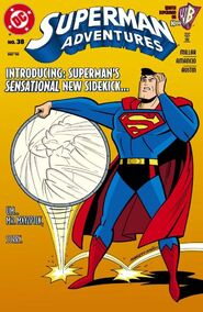 Superman Adventures 38