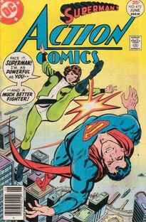 Action Comics Issue 472