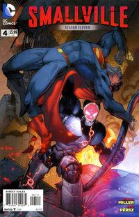 Smallville Season 104- Cover A