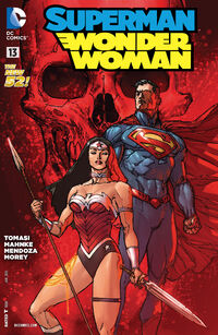 Superman-Wonder Woman 13