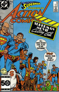 Action Comics Issue 569