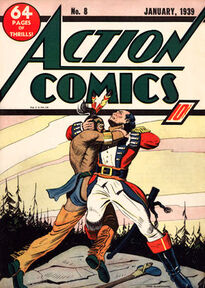 Action Comics Issue 8