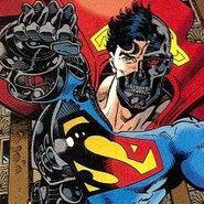 S-shield cyborgsuperman