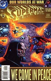 Superman Man of Steel 115