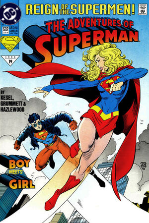 Adventures of Superman 502