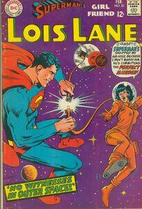 Supermans Girlfriend Lois Lane 081