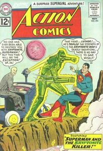 Action Comics Issue 294