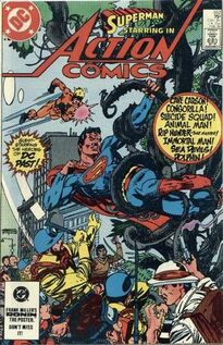 Action Comics Issue 552