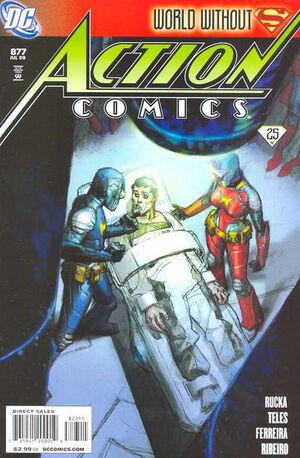 Action Comics 877