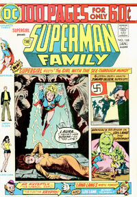 Superman Family 168