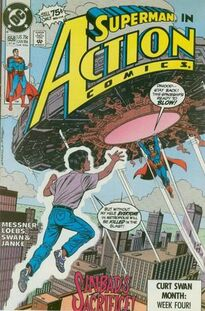 Action Comics Issue 658