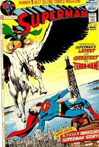 Superman Vol 1 249