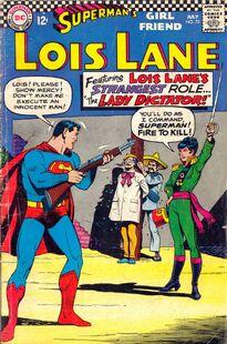Supermans Girlfriend Lois Lane 075