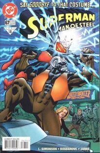 Superman Man of Steel 67