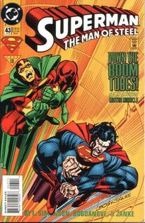 Superman Man of Steel 43