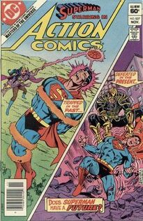 Action Comics Issue 537