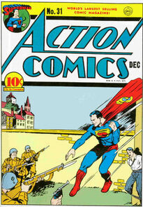Action Comics Issue 31