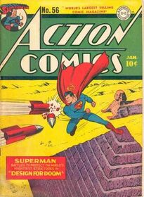 Action Comics Issue 56