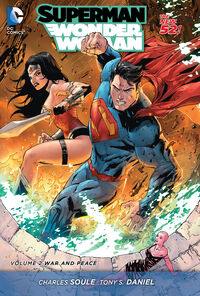 Superman-Wonder Woman TPB 02 War and Peace
