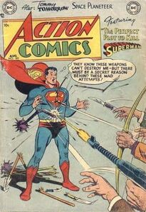 Action Comics Issue 183