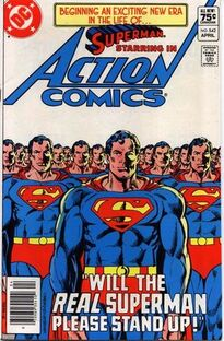 Action Comics Issue 542