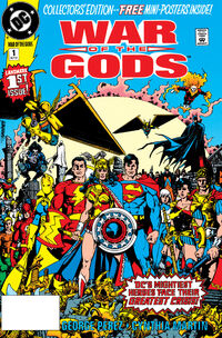 War of the Gods 01