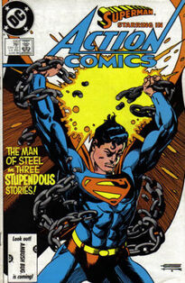 Action Comics Issue 580
