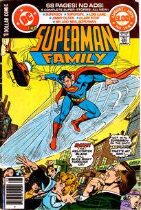 Superman Family 196