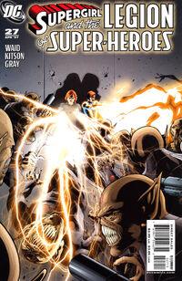 Supergirl Legion 27