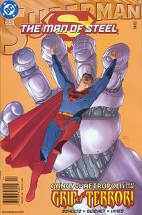 Superman Man of Steel 123