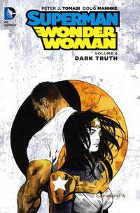 Superman-Wonder Woman TPB 04 Dark Truth