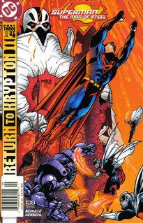 Superman Man of Steel 128