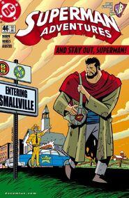 Superman Adventures 46